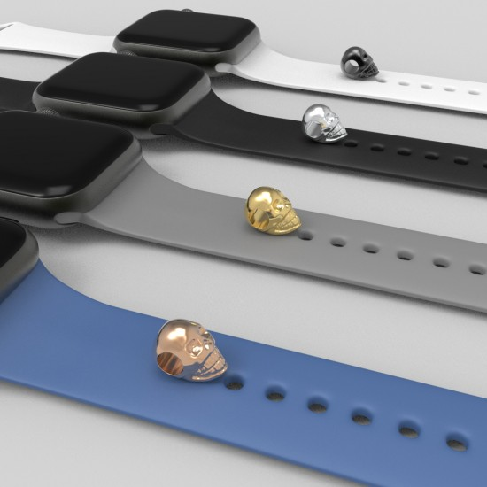Watch Band Buddies Stud Watch Straps Decorative Accessory Compatible For Apple Watch 38mm 40mm 42mm 44mm
