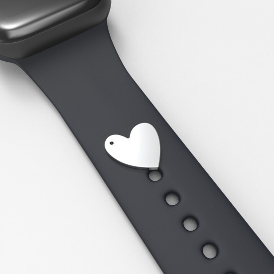 Watch Band Decorative Stud Straps Accessory Holiday Gift For Apple Watch 38mm 40mm 42mm 44mm