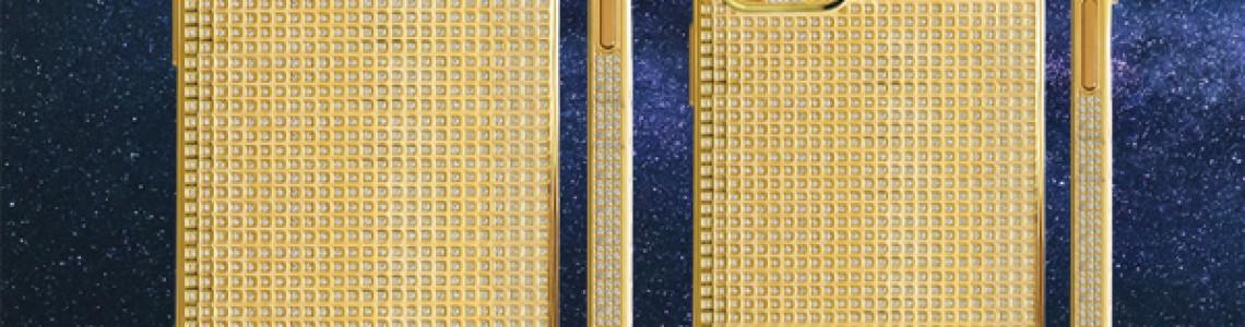iPhone 12 Pro Full Diamond Housing Cover