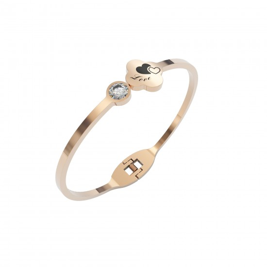CallanCity Fashion Simple Ladies Bracelet Elegant Exquisite Bracelet Wristband Cuff Bangle Festival Present