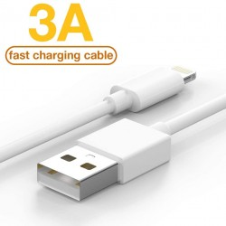 iPhone Charger,5 Pack (6 FT) [Apple MFi Certified] Charger Lightning to USB Cable