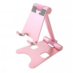 Adjustable Cell Phone Stand Phone Desk Holder for iPhone/Android Phone/Desktop