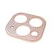 3D Glitter Diamond Bling Rhinestone Camera Lens Protector For iPhone 11/11Pro/11Promax/12/12 Pro /12/Pro Max Camera Sticker
