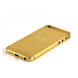 LUXURY 24K GOLD LIMITED EDITION BACK HOUSING FOR IPHONE 5 5S SE