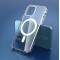 Clear Magnetic Case for iPhone 12 Pro Max Magsafe Charging