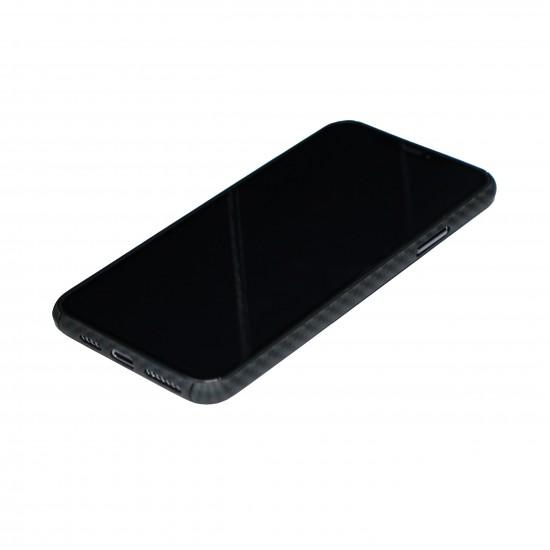 Slim Carbon Fiber Case Compatible with iPhone 12 Pro/pro Max/Mini