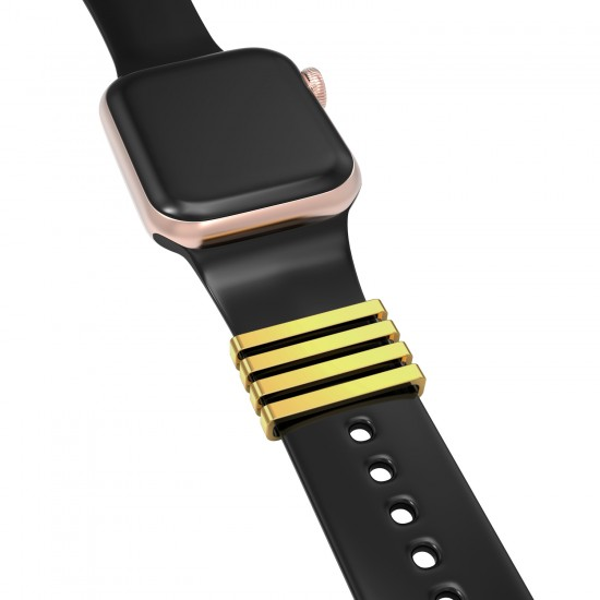Decorative Rings Loops/ apple Watch Band Accessories/ IWatch Strap Wristband